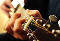 Learn To Play The Guitar With Three Private Lessons